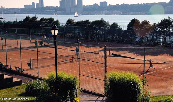 Riverside Clay Tennis Association, photo by Joe Josephs